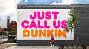 Image Source: Dunkin' Brands